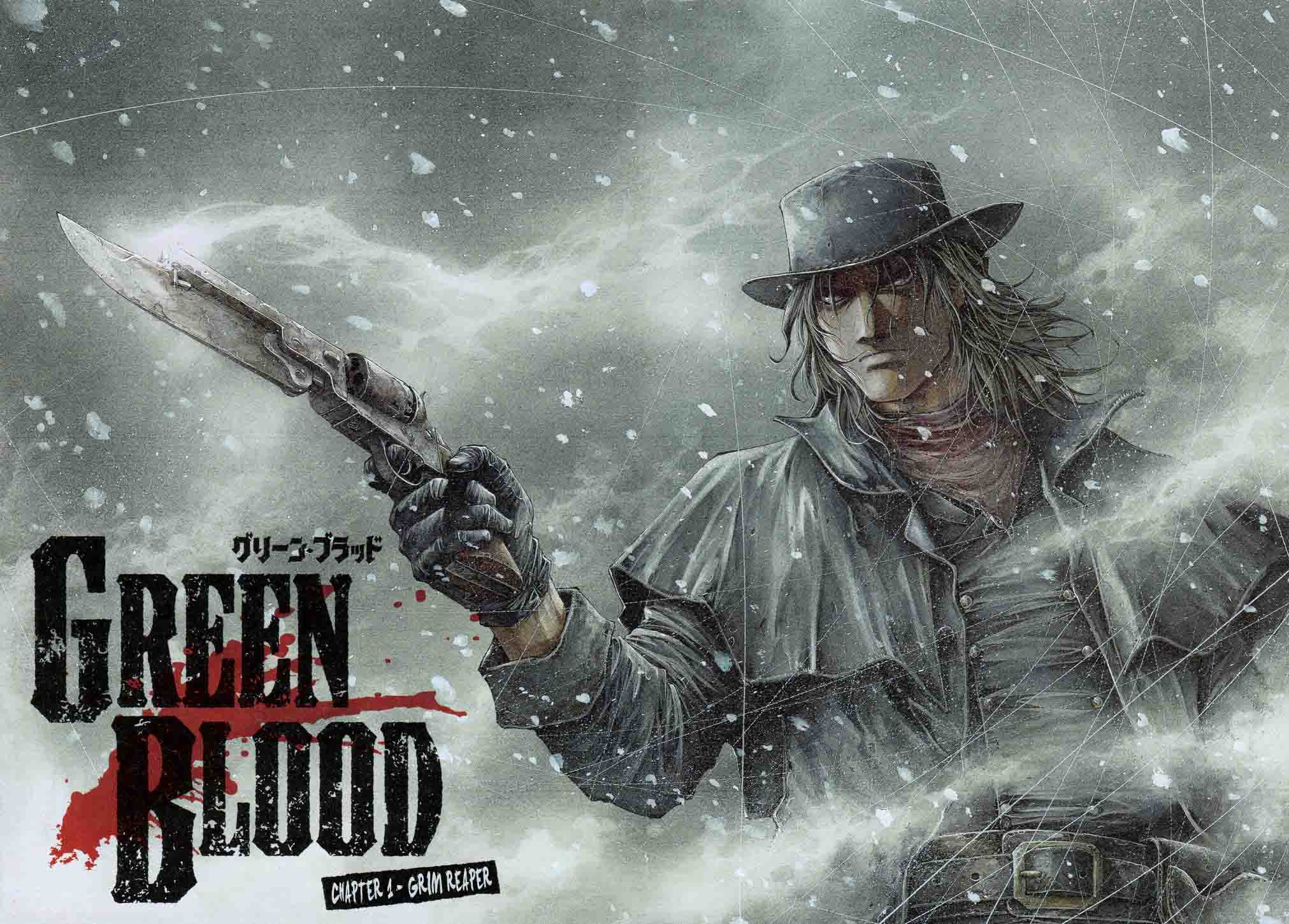 Green Blood Chapter 1
