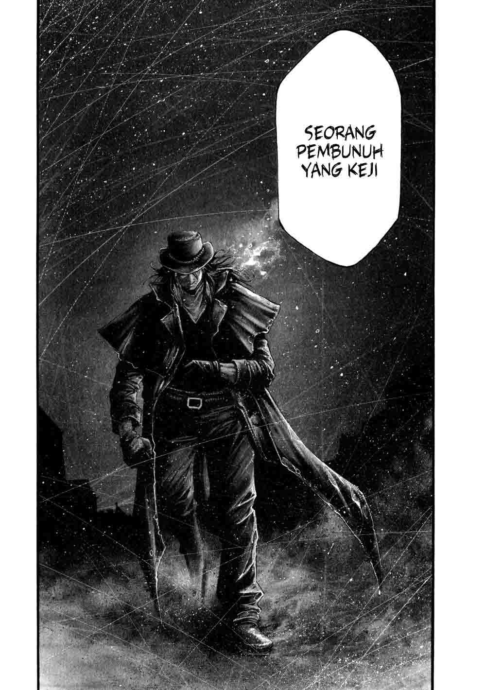 Green Blood Chapter 3